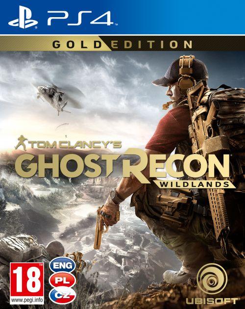 Tom Clancy's Ghost Recon: Wildlands Gold Edition (PS4) PL