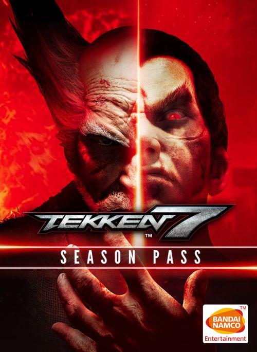 Tekken 7 Season Pass (PC) DIGITAL