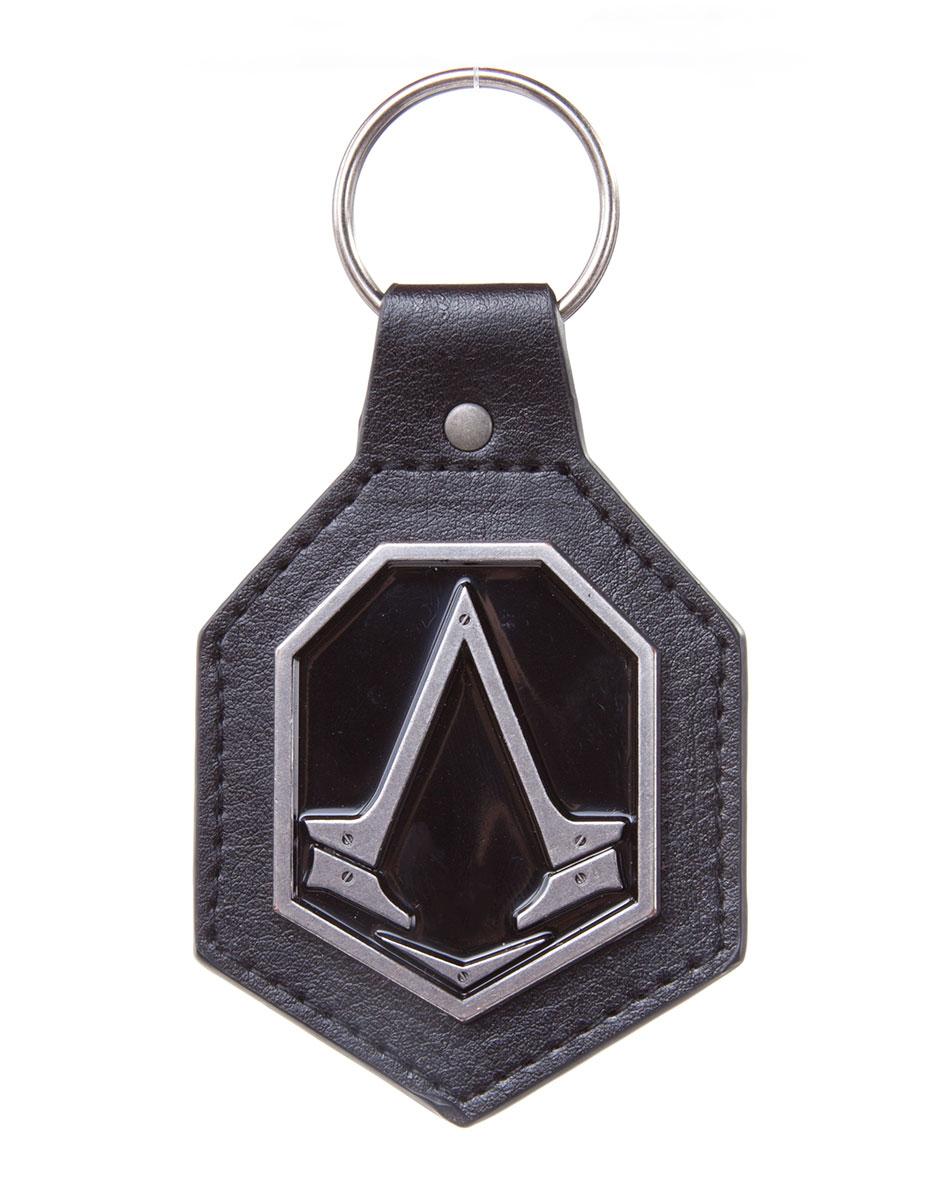 Assassin's Creed Syndicate -Brelok z metalowym Logo