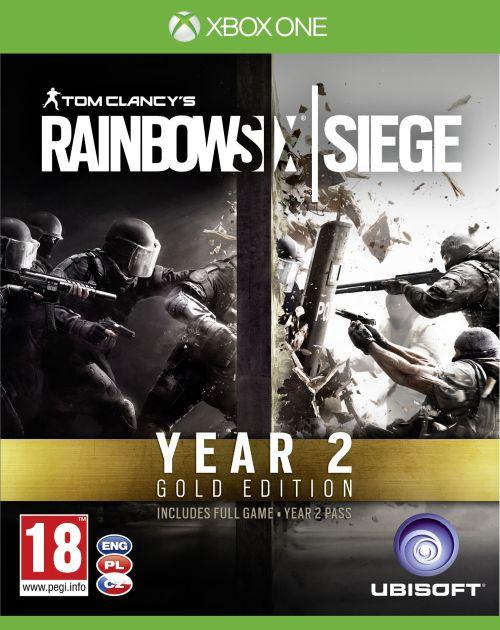 Tom Clancy's Rainbow Six Siege Year 2 Gold Edition (Xbox One)