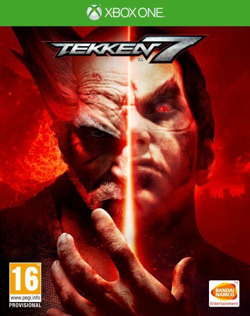 Tekken 7 Edycja Kolekcjonerska (XOne) + BRELOK!