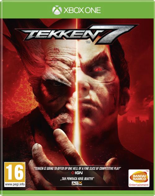 Tekken 7 Deluxe Edition (XOne) + Brelok