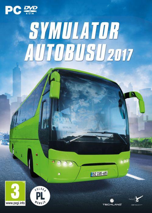 Symulator Autobusu 2017 (PC) PL