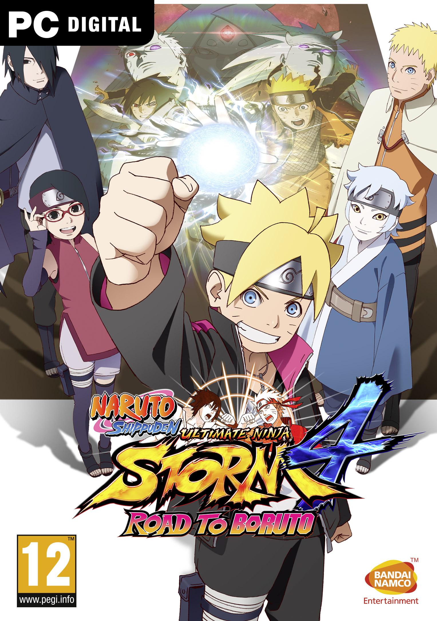 Naruto Shippuden: Ultimate Ninja Storm 4 : Road to Boruto (PC) DIGITÁLIS
