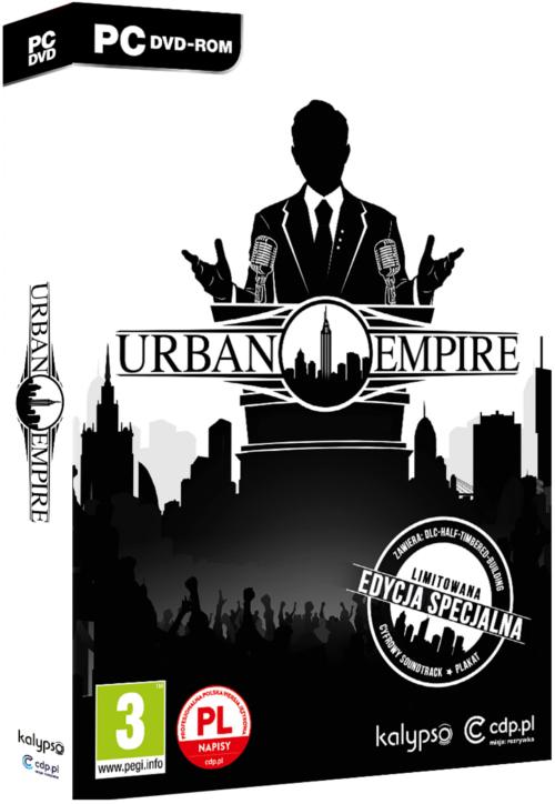 Urban Empire - Limitowana Edycja Specjalna (PC) PL