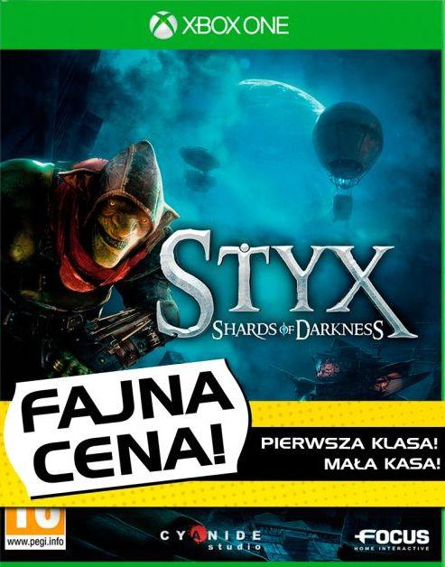 Styx: Shards of Darkness - Fajna Cena (XOne) PL