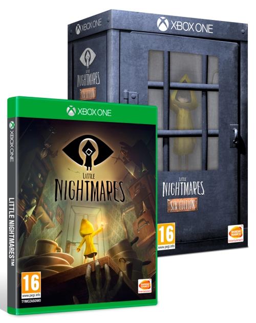 Little Nightmares - Six Edition (XOne) PL