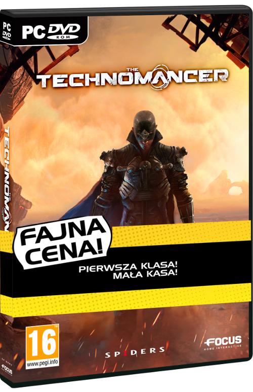 The Technomancer - Fajna Cena (PC) PL
