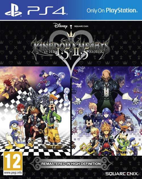 Kingdom Hearts 1.5 & 2.5 (PS4)