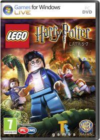 BDR Lego Harry Potter Lata 5-7 (PC) PL