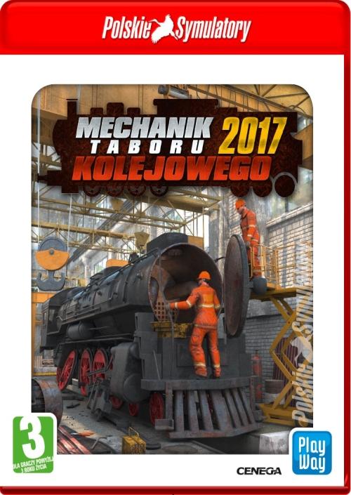 Polskie Symulatory: Mechanik taboru kolejowego 2017 (PC)