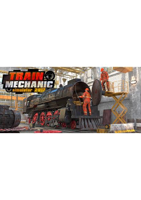 Mechanik taboru kolejowego 2017 (PC) PL DIGITAL