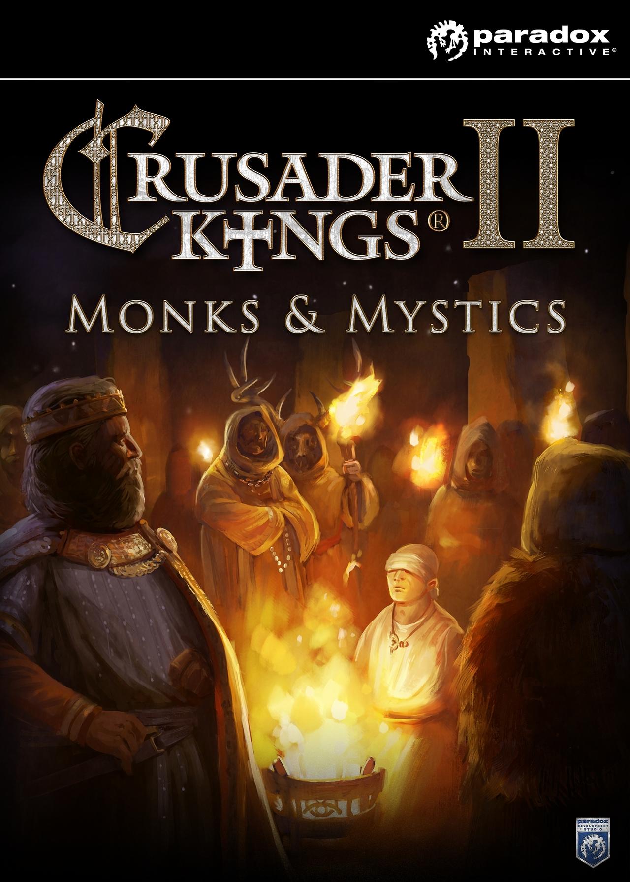 Crusader Kings II: Monks and Mystics (PC) DIGITAL