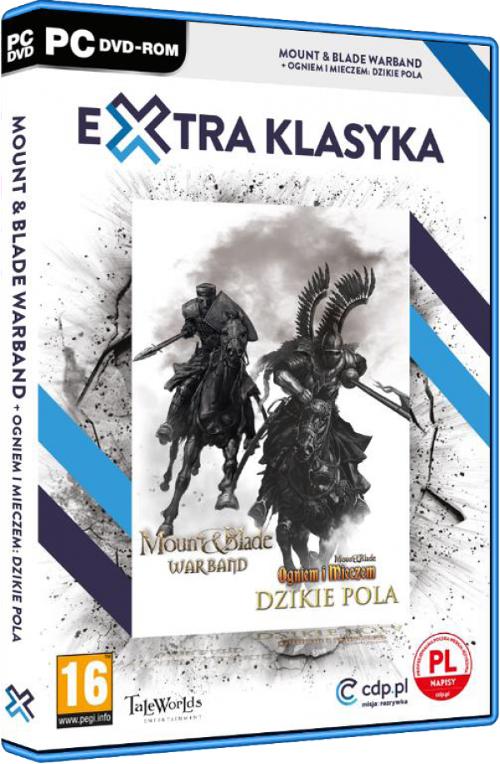 Mount & Blade: Warband + Dzikie Pola - Extra Klasyka (PC) PL
