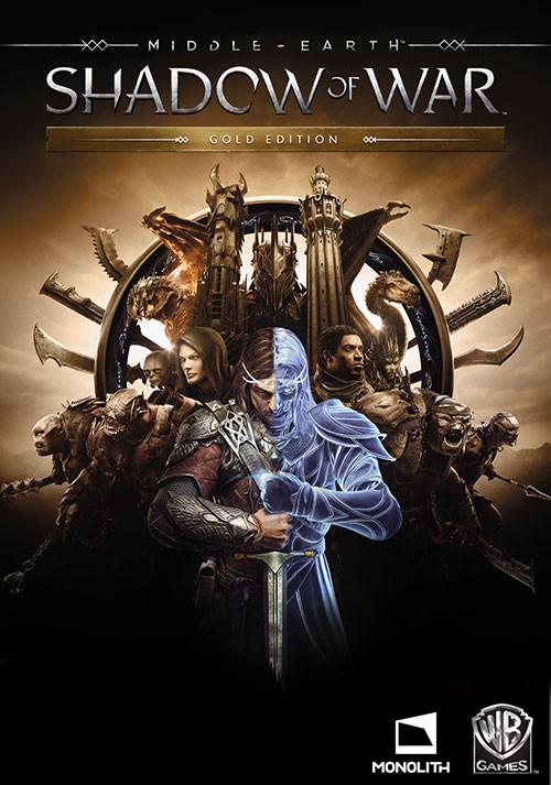 Śródziemie: Cień Wojny - Złota Edycja (PC) PL DIGITAL