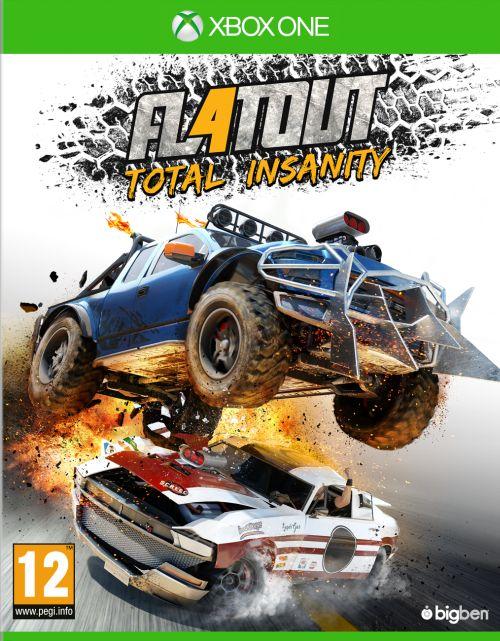 Flatout 4: Total Insanity (XOne) PL