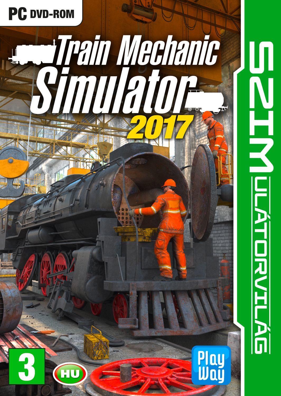 Train Mechanic Simulator 2017 (PC) DIGITÁLIS
