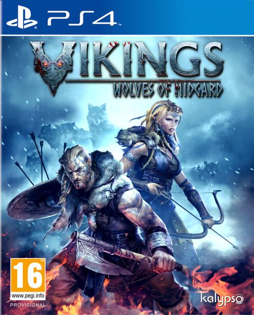 Vikings - Wolves of Midgard (PS4) PL