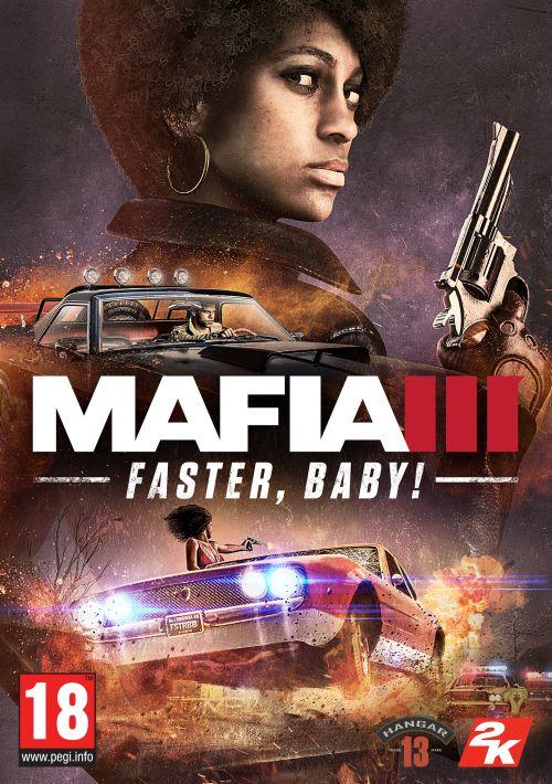 Mafia III - Faster, Baby! DLC (PC) PL klucz Steam
