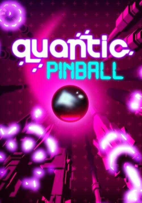 Quantic Pinball (PC) klucz Steam