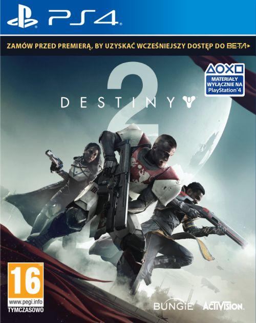 Destiny 2 (PS4) PL/ANG