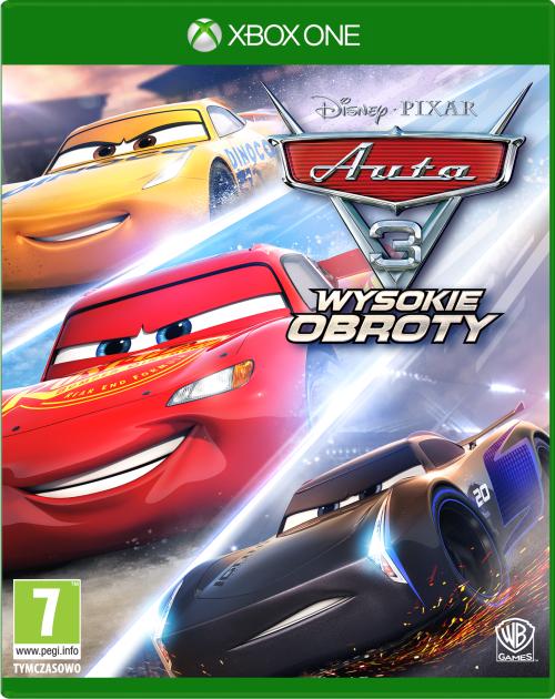 Auta 3: Wysokie obroty (Xbox One) PL