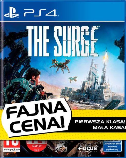 The Surge - Fajna Cena (PS4) PL