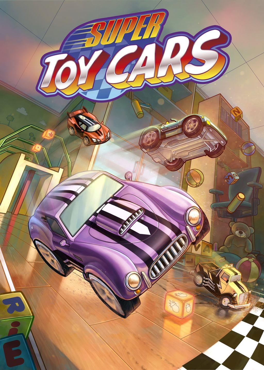 Super Toy Cars (PC/MAC) DIGITAL