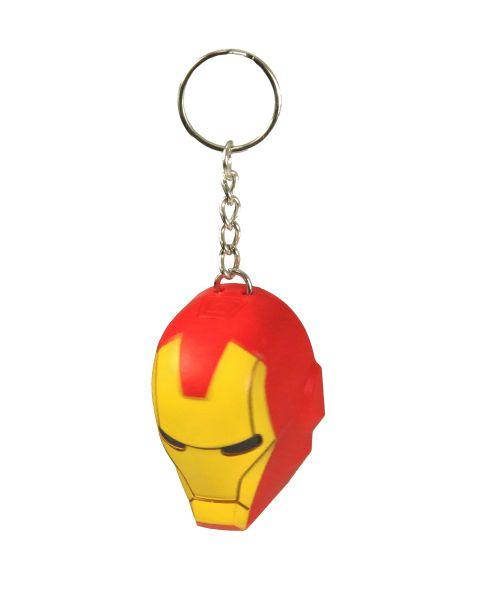 Marvel Avengers Iron Man -  brelok - latarka