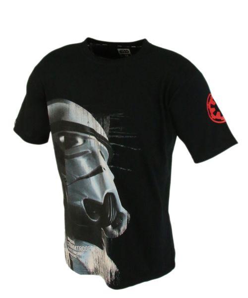 Star Wars koszulka Szturmowca czarna - L + kubek Space Invaders