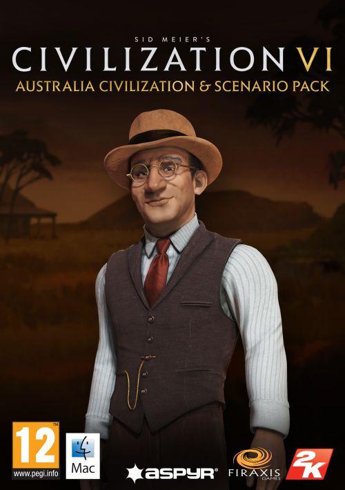 Sid Meier's Civilization VI - Australia Civilization & Scenario Pack (MAC) PL DIGITAL