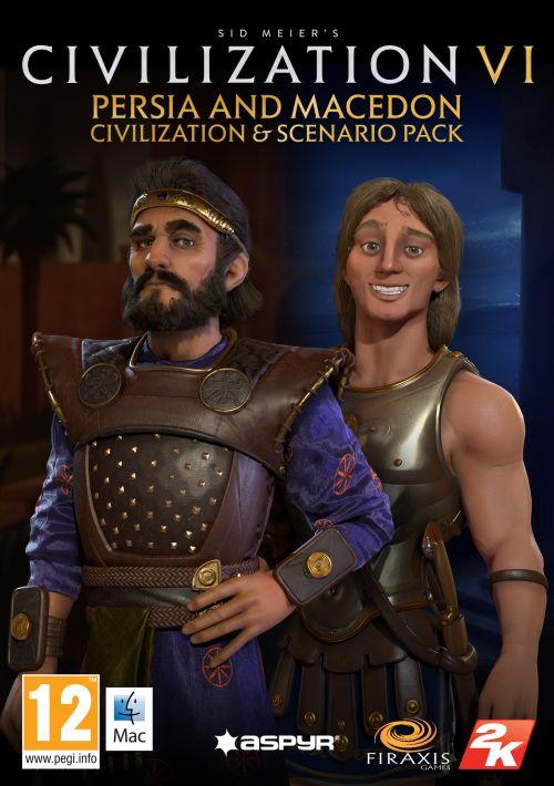 Sid Meier's Civilization VI - Persia and Macedon Civilization & Scenario Pack (MAC) PL DIGITAL