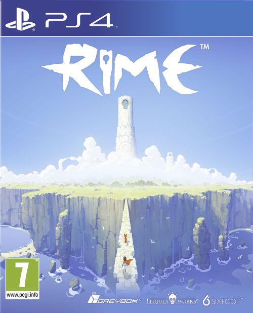 RiME (PS4) PL