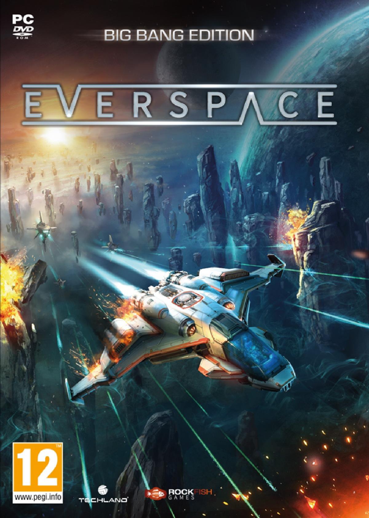 Everspace Edycja BIG BANG EDITION (PC) PL