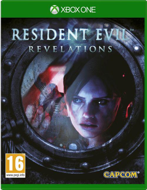 Resident Evil Revelations (XONE)