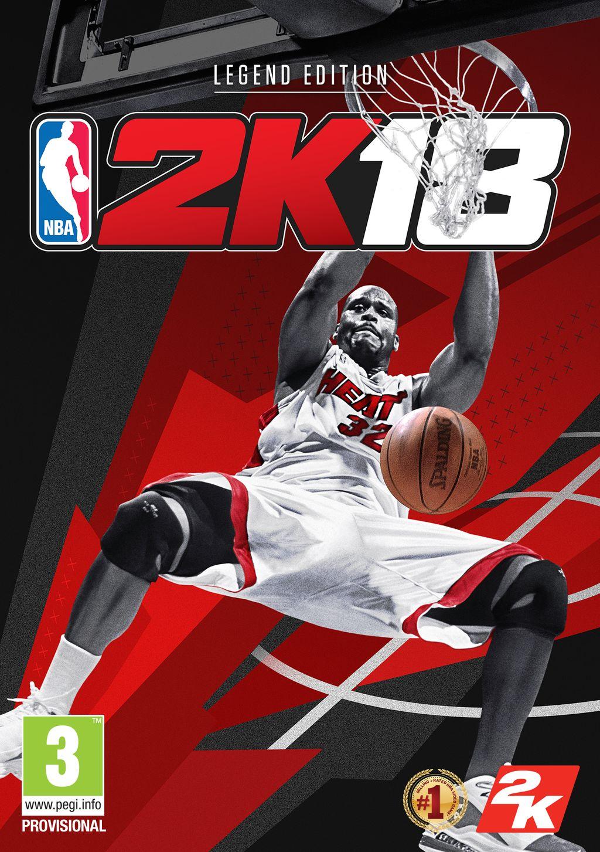 NBA 2K18 Legend Edition (PC) DIGITAL
