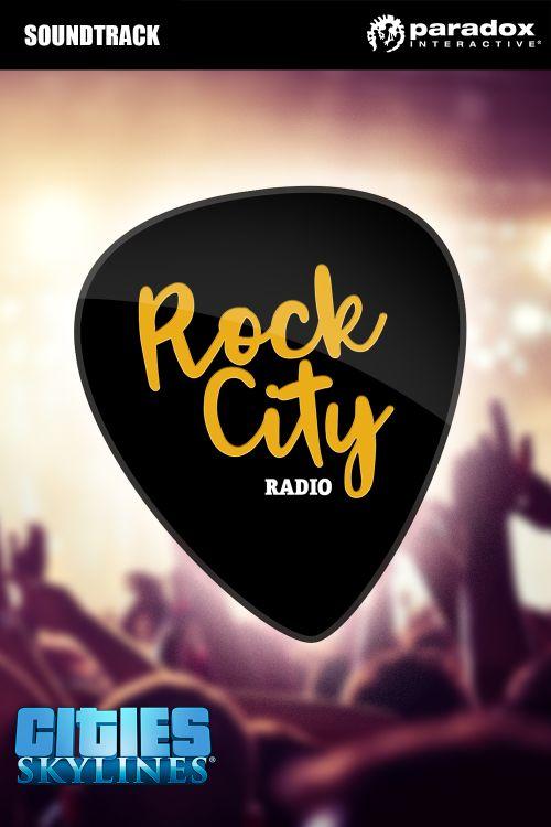 Cities: Skylines - Rock City Radio (PC/MAC/LX) klucz Steam