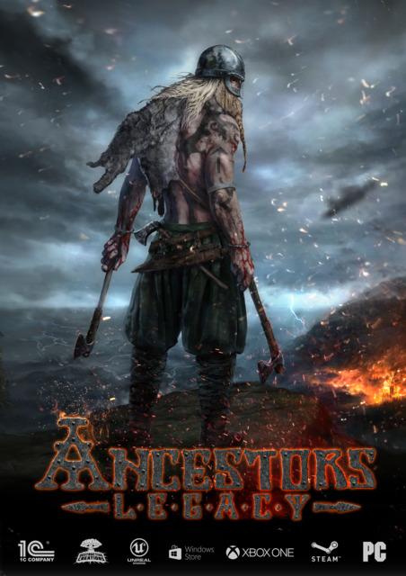 Ancestors: Legacy (PC) DIGITÁLIS