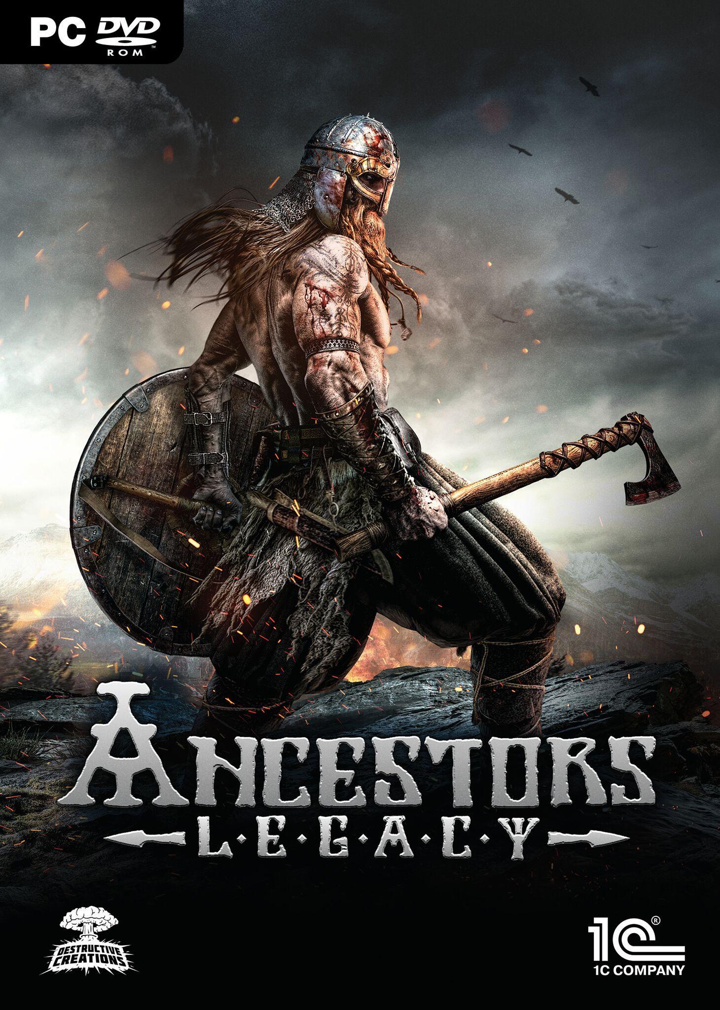Ancestors Legacy (PC) PL DIGITAL