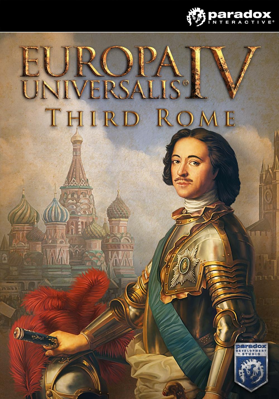 Europa Universalis IV: Third Rome (PC) DIGITÁLIS
