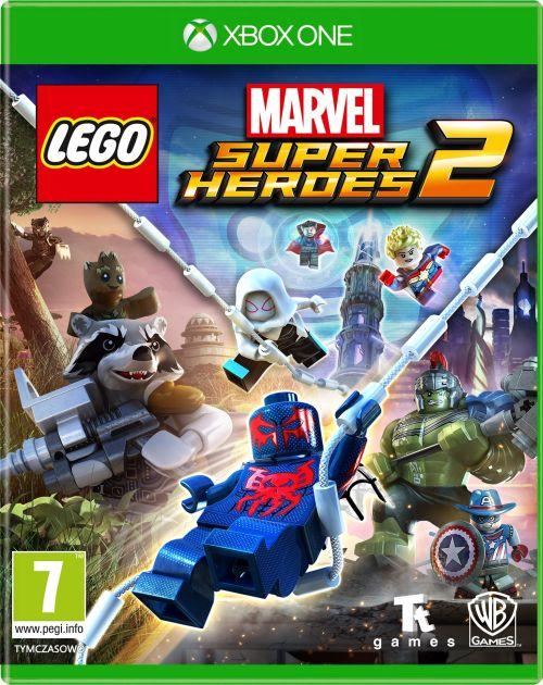 LEGO Marvel Super Heroes 2  (XOne) PL