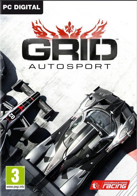 GRID Autosport (PC) PL klucz Steam