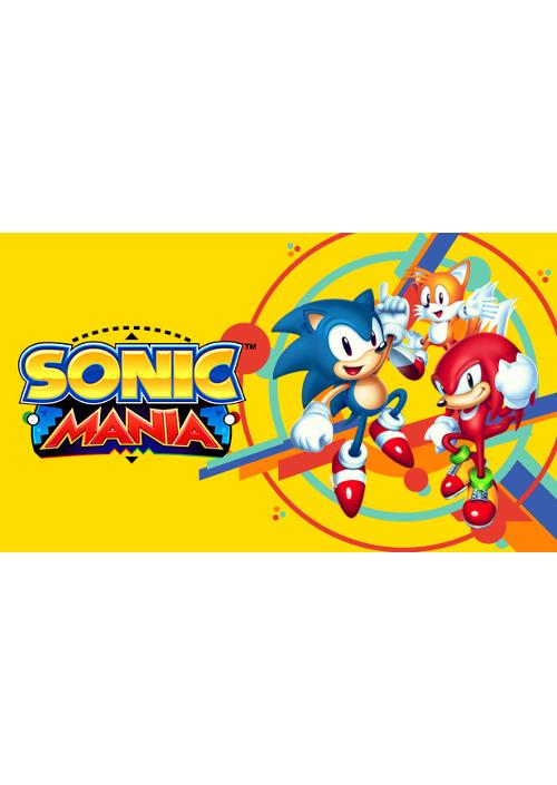Sonic Mania (PC) DIGITAL