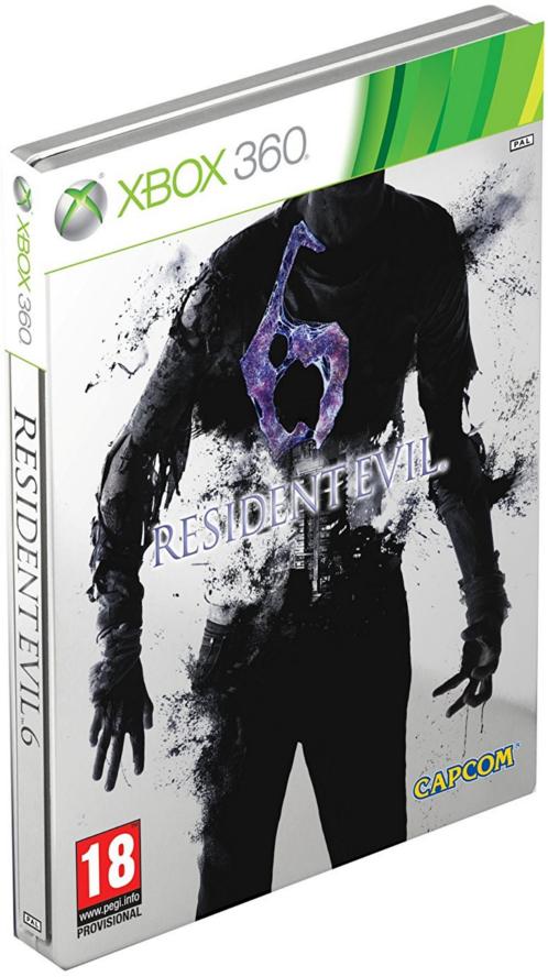 Resident Evil 6 Steelbook Edition (X360)