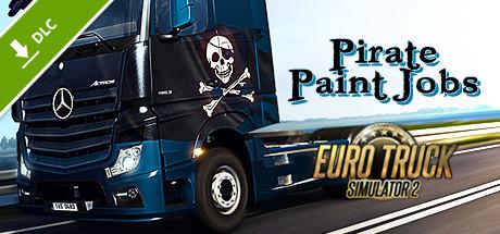 Euro Truck Simulator 2 – Pirate Paint Jobs Pack (PC) DIGITÁLIS