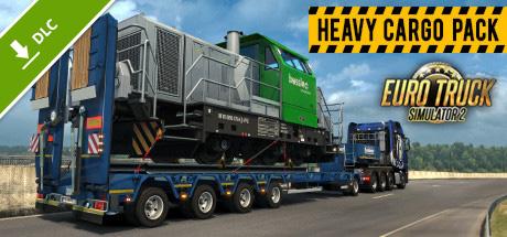 Euro Truck Simulator 2 – Heavy Cargo Pack DLC (PC) DIGITÁLIS
