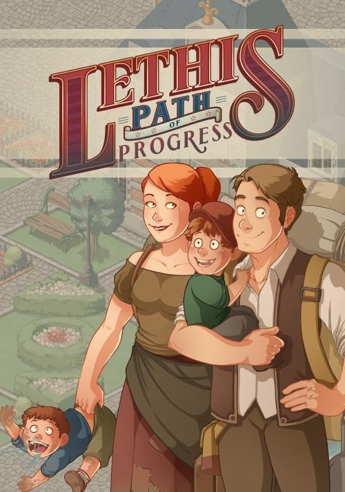 Lethis - Path of Progress (PC) DIGITAL