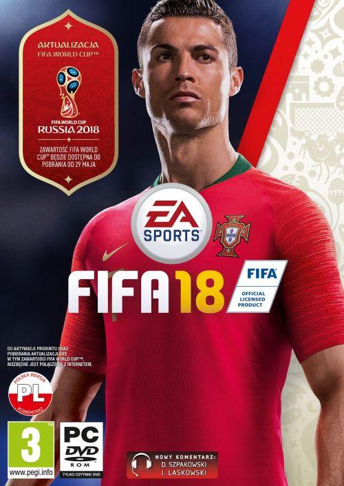FIFA 18 (PC) PL + FIFA World Cup 2018 Russia