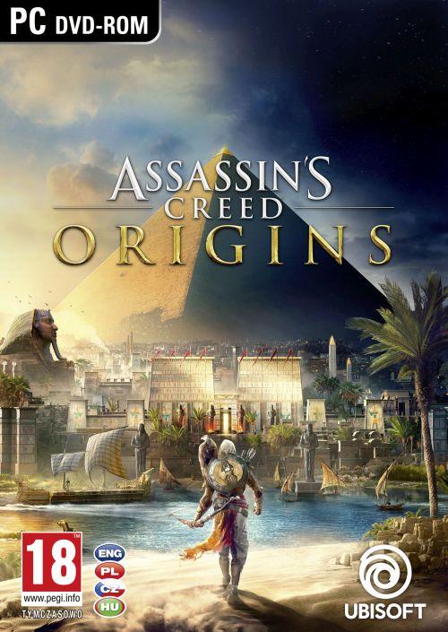 Assassin's Creed Origins (PC) PL + BONUS