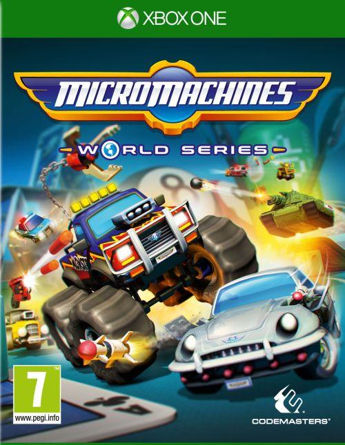 Micro Machines: World Series (XOne) + DLC!